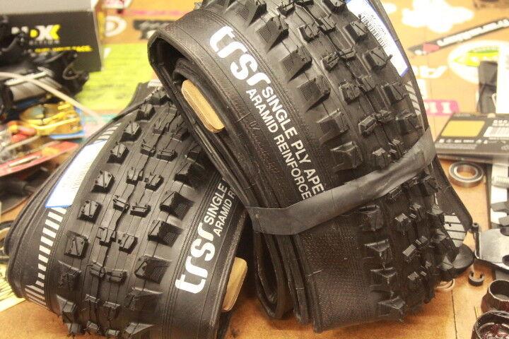 E13 E-Thirteen TRS Race 27x2.35 27x2.35 27x2.35  Enduro Mountain Bike Tires Pair d5956a