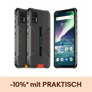 UMIDIGI BISON GT 8GB+128GB Outdoor Rugged Smartphone Ohne Vertrag Handy 6.67Zoll