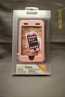Griffin Pink Elan Form Apple Ipod Touch 1st Generation Only Hard Leather Case