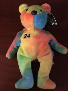 16521720dad Salvino s Bammers  24 Mariners Ken Griffey Jr. beanie baby Issue ...