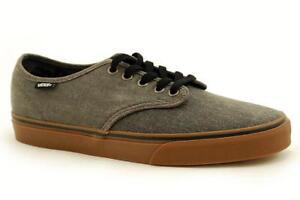 lavado Deluxe Vans 4j9f1t Zapatos Negro Skate Camden wSXvtxgnCq