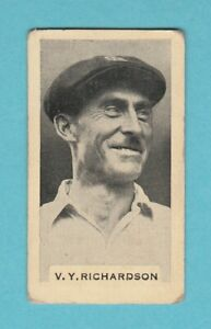 CRICKET-PHILLIPS-B-D-V-TEST-CRICKETERS-NO-3-RICHARDSON-OF-S-A-1933