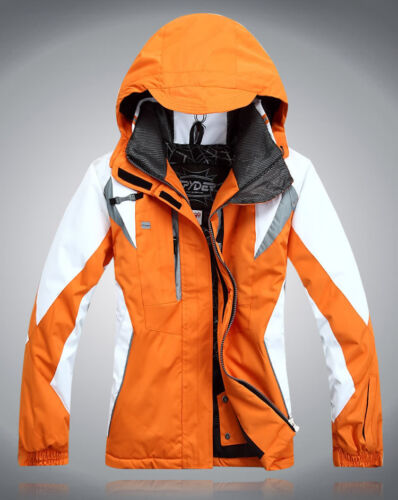 Womens Winter Ski Suits Warm Waterproof Jacket Pants Snowboard Coat Ski Clothing