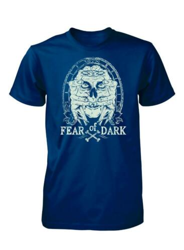 BNWT paura del buio Gufo Azteco Kids T-shirt 3-15 anni