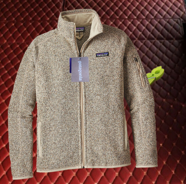 Patagonia Women/'s Better Sweater Vest Size M Color Pelican $99