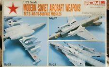 Dragon 1/72 Modern Soviet Aircraft Rockets & Bombs Sets #2502