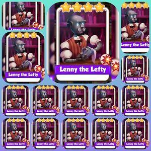 100x Lenny faccio Lefty Lenny della linkische Coin Master