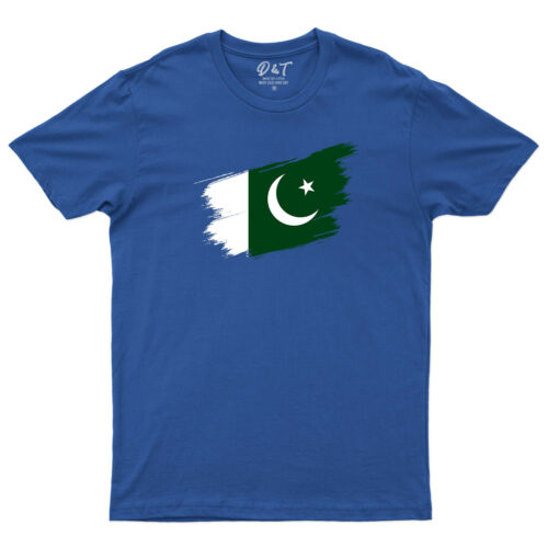 Pakistan Flag T-shirt 14th August Independence Day Patriotic Mens Women Kid Tee