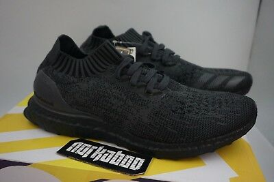 new arrivals 1d7cd 60504 Adidas Ultra Boost Uncaged Triple Black BA7996 limited rare | eBay