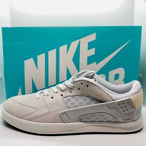 Industrial creciendo Generosidad  Nike SB Huarache Eric Koston Skateboarding Shoes White Mens Size:8.5  705192-100 | eBay