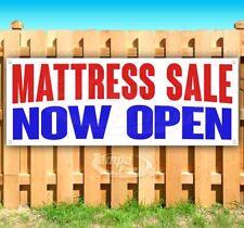 Mattress Sale Now Open Advertising Vinyl Banner Flag Sign Many Sizes