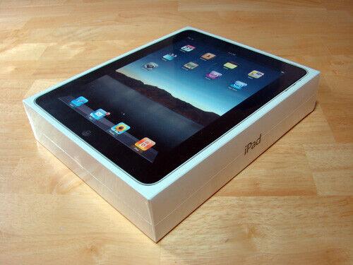 Apple IPAD Wi-Fi//3G 16GB 1st generazione MC349NF//A SOLO SCATOLA