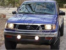 1995-1997 Toyota Tacoma White Halo Fog Lamp Angel Eye Driving Light Kit+ Harness