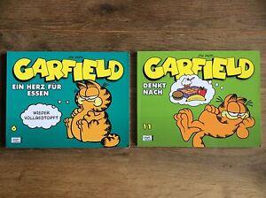 """Garfield SC 6 """"Ein Herz für Essen"""" SC 11 """"Garfield denkt nach"""" - Weinheim, Deutschland - Garfield SC 6 """"Ein Herz für Essen"""" SC 11 """"Garfield denkt nach"""" - Weinheim, Deutschland"""