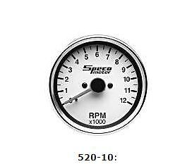 SPECO-METER-85MM-MOTORCYCLE-TACHO-2-amp-4-STROKE-12000-RPM
