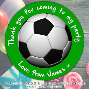 Personalised-Football-Birthday-Party-round-stickers-labels-party-cone-sheet