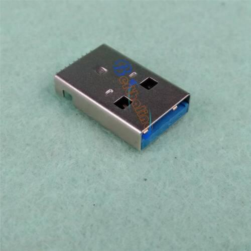 2pcs USB 3.0 Male 9 Pin SMT Socket Connector HW-UAF-30-01 New
