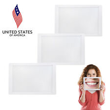 Usps 3 Dental X Ray Film Illuminator Light Box Viewer Led Light Panel Lab Tools