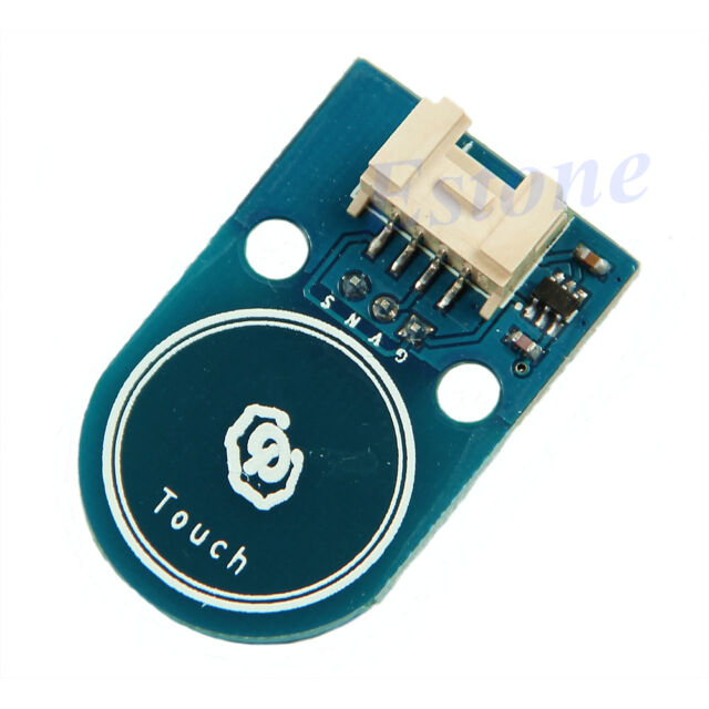 New Electronic Brick Touch Pad Button Switch Sensor Module for Arduino