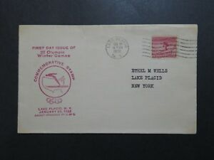 US-SC-716-FDC-w-Hand-Stamped-Red-Cachet-Z9109