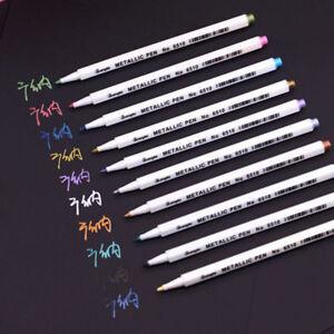 10-Zeichnung-Malerei-Marker-Pens-Art-Filzstift-Unterschrift-Stift-Fasermaler
