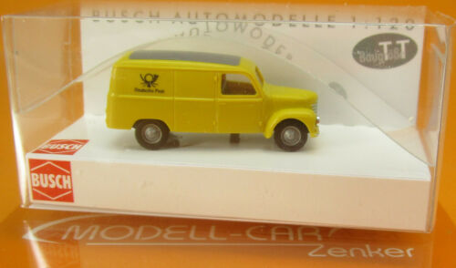 Busch 8676 IFA framo recuadro deutsche post 1:120