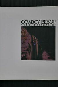 JAPAN-Cowboy-Bebop-The-Jazz-Messengers-Art-Guide-Book