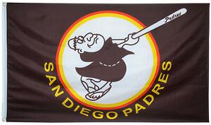 San Diego Padres Flag 3x5 Ft Baseball National League Banner Ebay