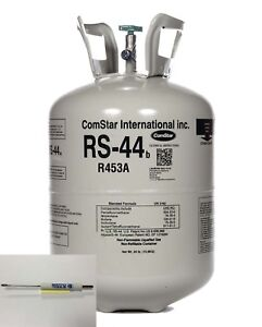 Details about R22 Replacement, RS44b, R453a Refrigerant, Newest R22 Drop-in  Replace, Kit A