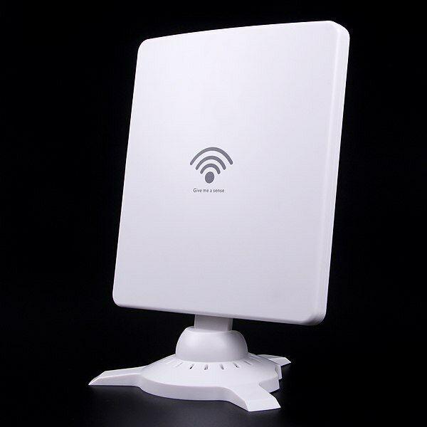 WiFi Antenna Long Distance booster Wireless up to 1/2 .5 Mile Away Hot Spots USB