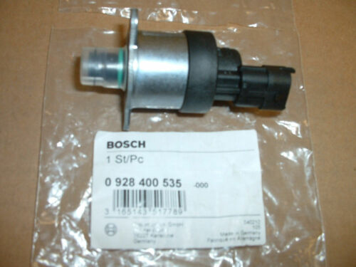 New Genuine Bosch 01-04 Duramax Diesel LB7 Fuel Pressure Regulator MPROP GM