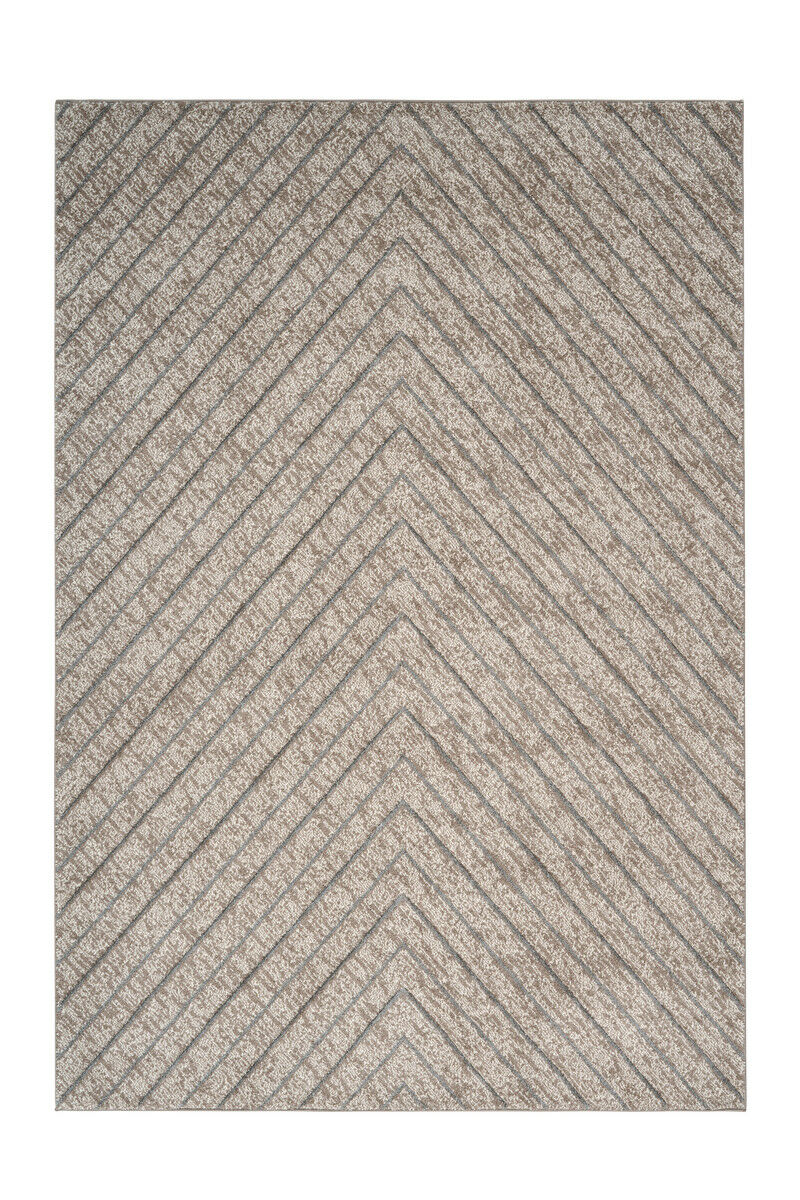 Moderner Linien Teppich Streifen Design Schwarz Schwarz Schwarz Anthrazit Grau Beige | Ermäßigung  5e2781