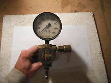 C.A. Norgren R43-201-NNLA WITH GAUGE  INLET 400 PSIG, OUTLET 125PSIG - USED