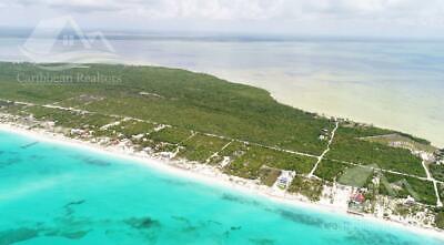 Terreno en venta en isla blanca Cancún