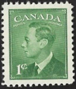 Canada-284-King-George-VI-Postes-Postage-Brand-New-1949-Pristine-Issue