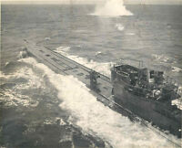 6x4 Gloss Photo ww468B World War 2 II WW2 War Photos Uboat