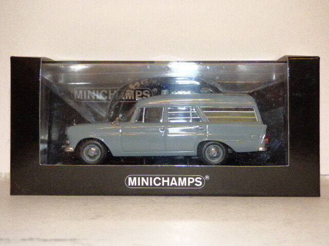 Minichamps Mercedes Benz 190 Ambulance 1961 DRK REF 400 037270