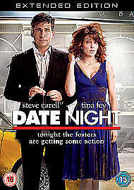 Date Night DVD NEW FACTORY SEALED               1