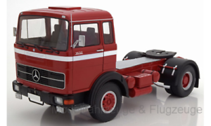 Rk180021 Mercedes Lps 1632 Red White, 1 18 Road