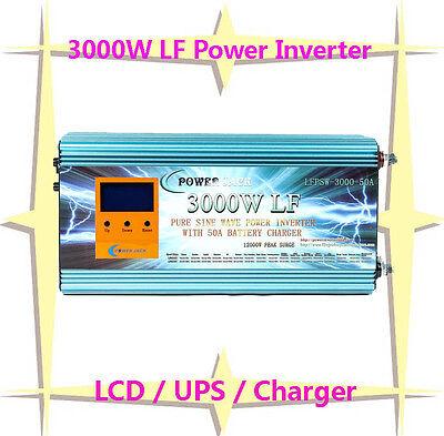 Electrical & Solar Chargers & Inverters Symbol Of The Brand 3000w,5000w,6000w,8000w,10000w,15000w Lf Split Phase Puresinewave Power Inverter