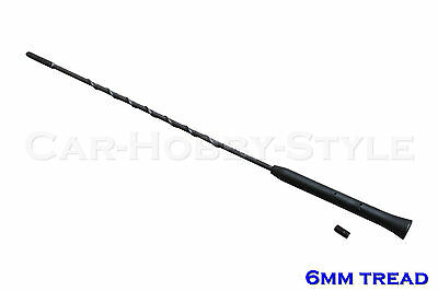 Black Rubber Replacement  Bee Sting Aerial Antenna VOLKSWAGEN VW Gopf Passat Fox