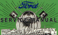 1939 40 41 46 47 48 Ford Mercury Car Truck Service Manual Vtg Guide Hot Rod V8