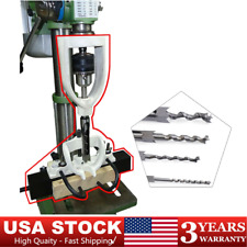 Locator Tool Kit For Mortising Chisels Tenoning Machine Woodworking With4 Bits