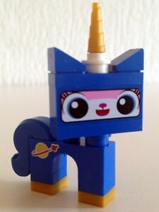 Astro Kitty LEGO Mini Fig // Mini Figure The Lego Movie