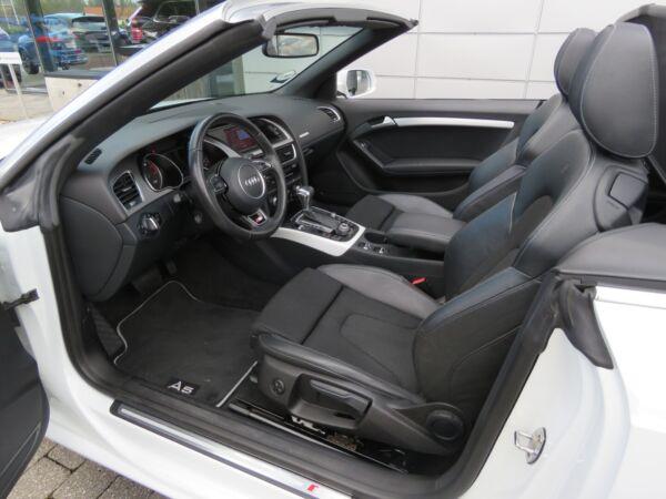 Audi A5 1,8 TFSi 170 Cabriolet Multitr. - billede 5