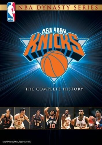 1 of 1 - NBA Dynasty Series - New York Knicks: The Complete History (10 Discs)-FREE POST
