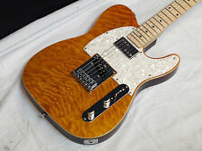 MICHAEL KELLY 1950s Series 1957 electric GUITAR new Quilt Maple Amber - tele