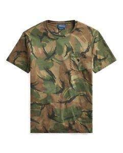 Polo-Ralph-Lauren-Camo-Custom-Slim-Fit-T-Shirt-Men-039-s-Size-Large-NWT-59-50