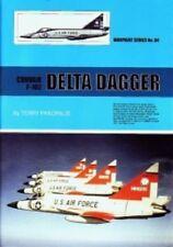 Warpaint Series No.64 - Convair F-102 Delta Dagger         44 Pages         Book
