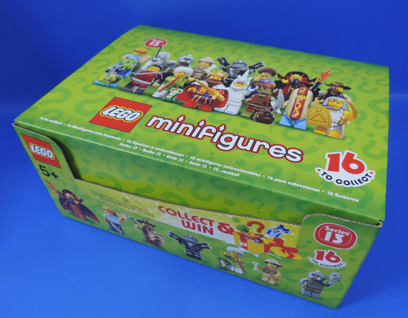 LEGO ® serie 13/display 60 figure/ORIGINALE IMBALLATO